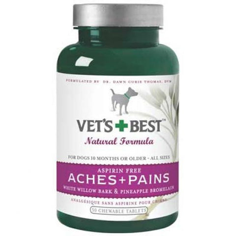 Aches & Pains Aspirin Free - 50 Tablets