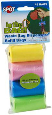 In The Bag-clip On Waste Dispenser Refill Bags