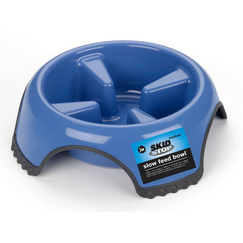 Skid Stop Slow Feed Bowl Medium