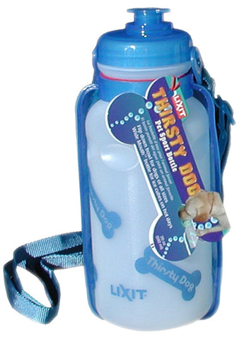 Thirsty Dog Portable Bottle & Bowl - 20 oz.