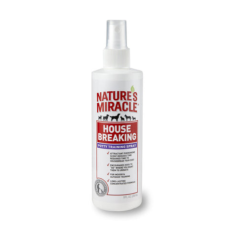 NATURE'S MIRACLE - House-Breaking Potty Training Spray