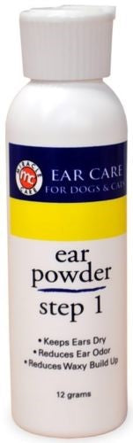 Miracle Care - Ear Powder for Cats and Dogs - 12 Grams