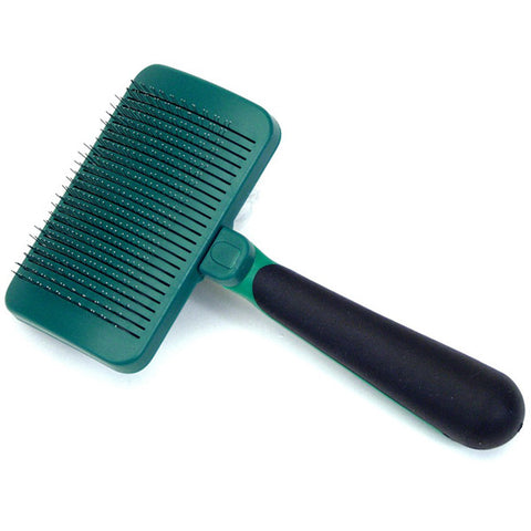 Self-Cleaning Slicker Brush Medium - 1 Brush