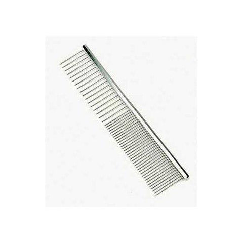 Coarse Coat Metal Dog Grooming Comb Medium