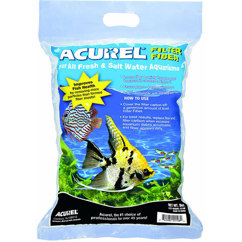 Loving Pets Acurel - 100% Polyester Filter Fiber