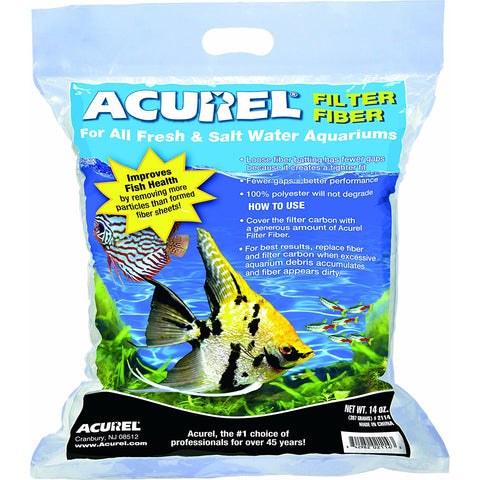 ACUREL - 100% Polyester Filter Fiber