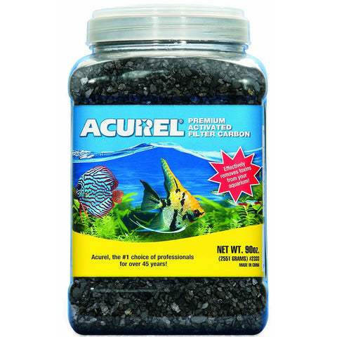 ACUREL - Premium Activated Filter Carbon