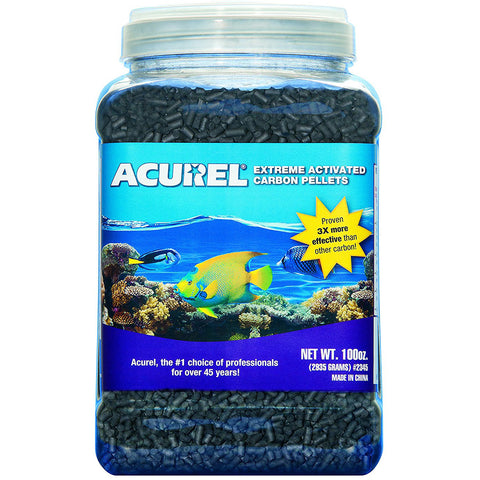 ACUREL - Extreme Activated Carbon Pellets