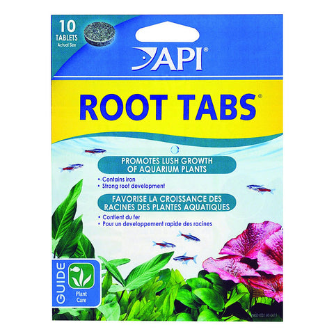 API - Root Tabs Aquarium Plant Fertilizer