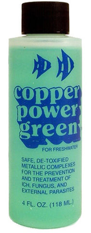 Copper Power (Endich) - Copper Power Green For Freshwater