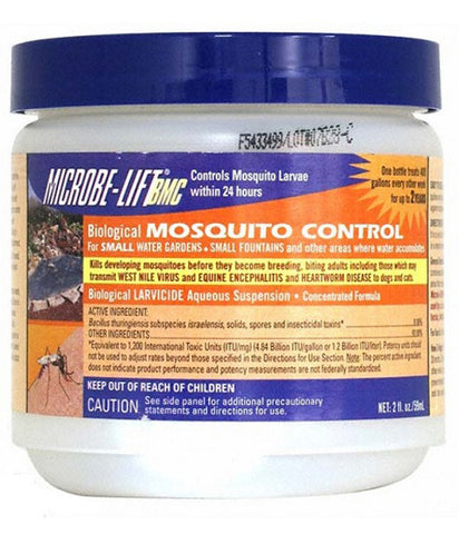 Ecological Labs - Microbe-Lift Bio Mosquito Control