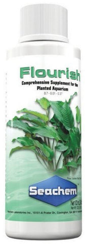Seachem Laboratories - Flourish Plant Nutrients
