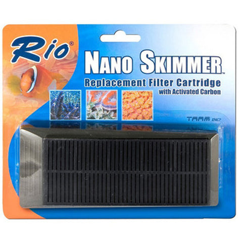 Taam - Rio Nano Skimmer Replacment Cartridge - 2 Pack