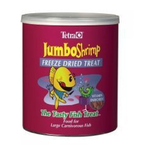 Tetra Usa Inc. - JumboKrill Freeze Dried Jumbo Shrimp - 3.5 oz. (100 g)