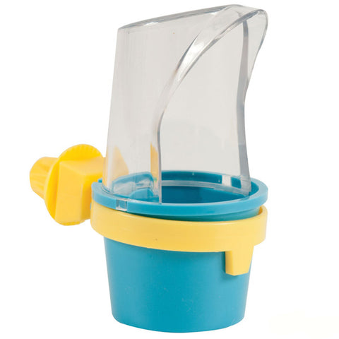 JW Pet Clean Cup Feed & Water Cup Medium