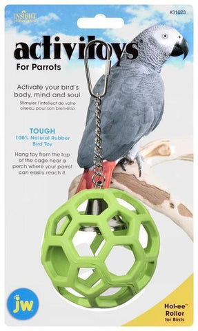 JW Pet Company - Activitoys Hol-ee Roller for Birds
