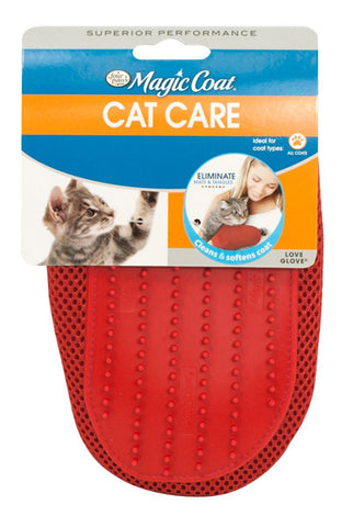 FOUR PAWS - Magic Coat Love Glove Cat Grooming Mitt