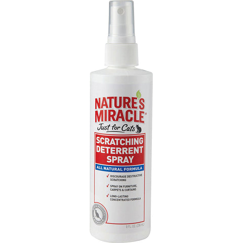 NATURE'S MIRACLE - Cat Scratching Deterrent Spray
