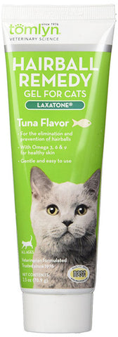 Tomlyn Products - Laxatone Tuna for Cats