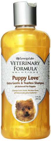 SYNERGY - Puppy Love Extra Gentle & TearlessShampoo