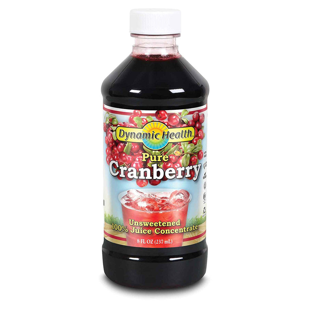 Dynamic Health 100 Pure Cranberry Juice Concentrate