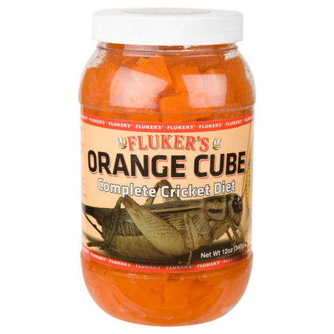 Fluker Labs - Orange Cube Cricket Diet