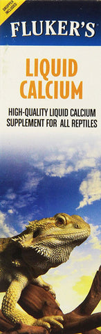 FLUKER - Liquid Calcium Reptile Supplement