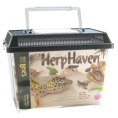 Lee's Pet Products - HerpHaven Rectangle - Small
