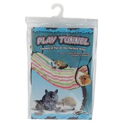 Super Pet - Sleeper Play Tunnel, Hanging Tube - 15.5 x 4.5 Inch
