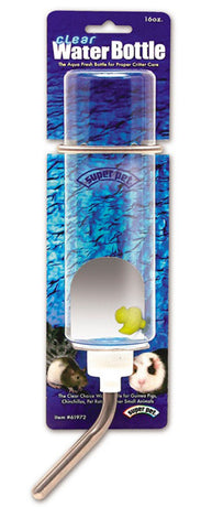 Super Pet - Clear Water Bottle - 16 fl. oz.