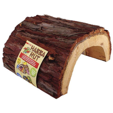 ZOO MED - Habba Hut Log 4 Giant