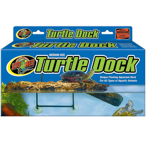 Zoo Med Laboratories - Turtle Dock For Medium - 7 x 15 Inch