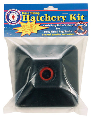 SAN FRANCISCO BAY BRAND - Hatchery Brine Shrimp Kit