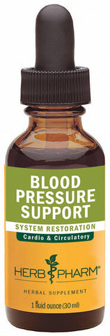 HERB PHARM - Blood Pressure Support Formula