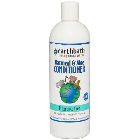 EARTHBATH - Oatmeal and Aloe Conditioner Fragrence Free