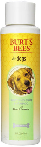BURT'S BEES - Soothing Skin Shampoo for Dogs