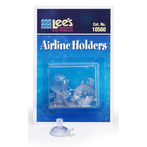 LEE'S - Airline Suction Cups for Aquarium Pumps