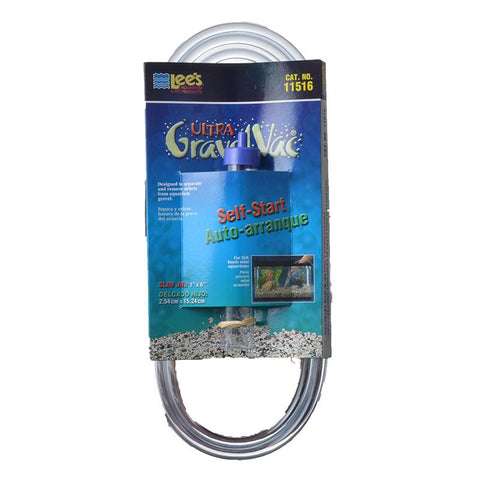 LEE'S - Ultra Gravel Vacuum Clraner, Slim Junior