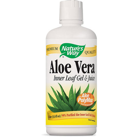 NATURES WAY - Aloe Vera Gel and Juice
