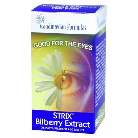 Scandinavian Formulas Strix Bilberry Extract