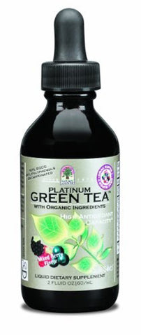 Natures Answer Platinum Green Tea Mixed Berry Flavor