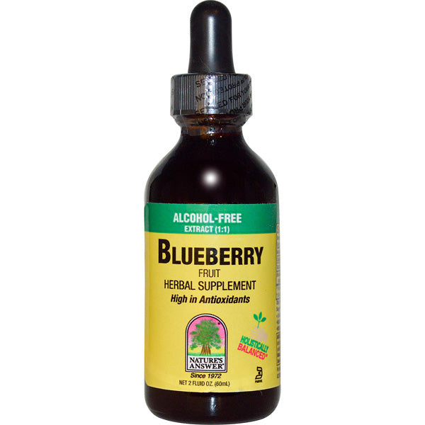Natures Answer Blueberry Fruit Extract