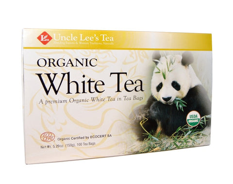 UNCLE LEE'S TEA - Organic White Tea (Legends of China)