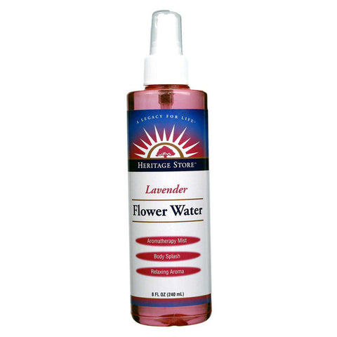 Heritage Products Lavender Water