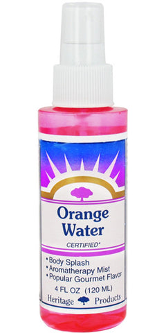 Heritage Products Orange Flower Water