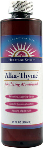 Heritage Products Alka Thyme