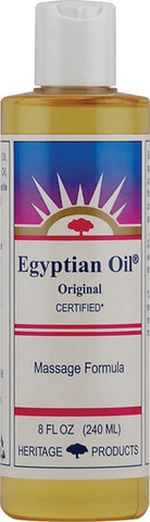 Heritage Products Egyptian Oil Original