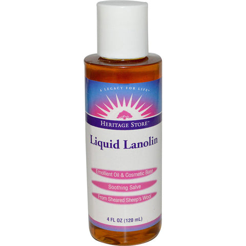 Heritage Products Liquid Lanolin