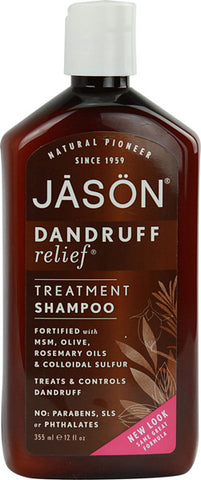 Jason Natural Dandruff Relief Shampoo