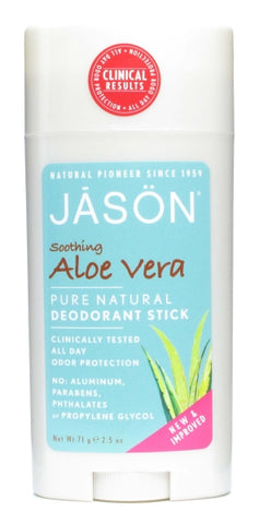 Jason Natural Aloe Vera Deodorant Stick